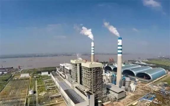 世界首个124万千瓦超超临界火电机组建成投产