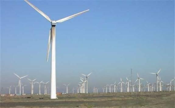 总投资7.5亿元 湖北新建成一大型风力发电场