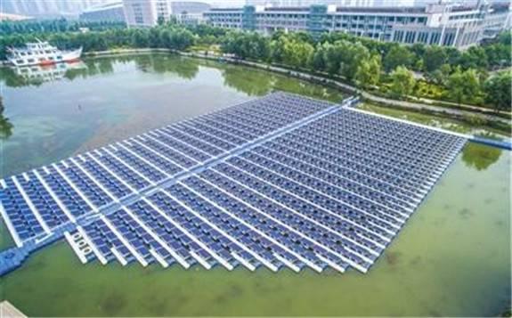 晶科科技拿下阿布扎比2GW光伏项目,与EWEC正式签署为期30年电力收购协议