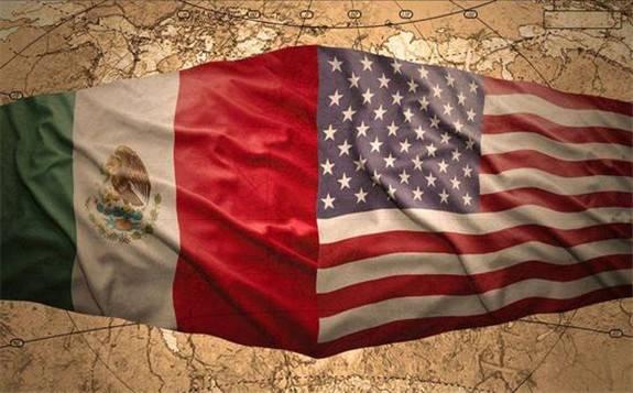美墨上半年贸易总量同比下降21.3%