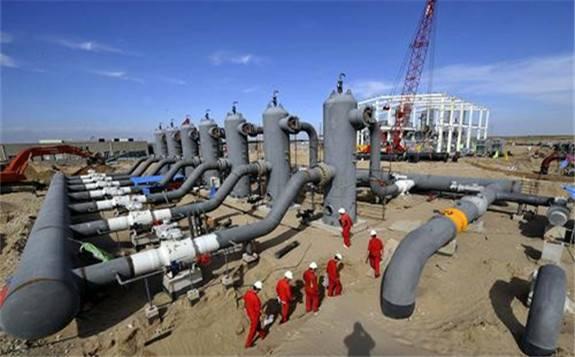 西气东输气源地前7月 油气产量大幅增长