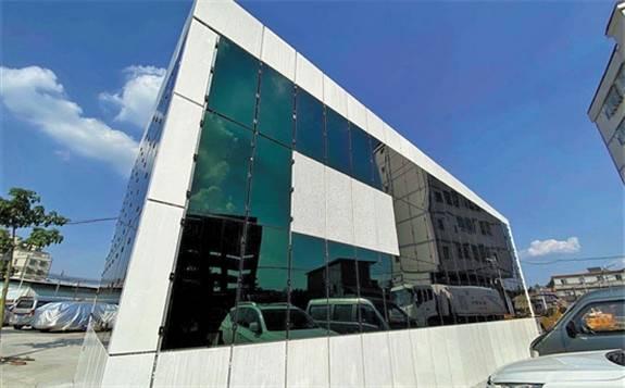 """南方电网广东广州供电局打造的绿色环保""""新基建""""的样板"""