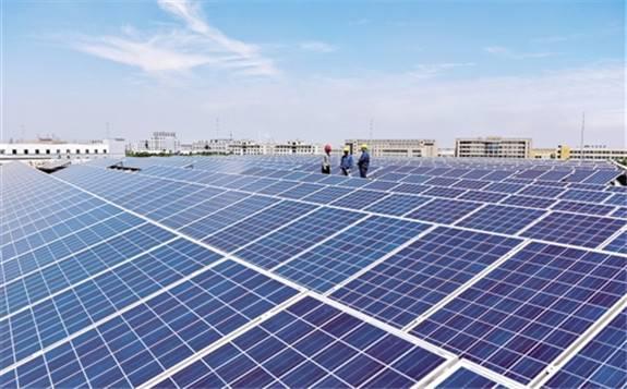 中国企业投产钙钛矿光伏电池生产线 推进该项技术的大规模工业化应用