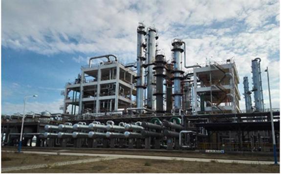 新疆拉萨天然气站年供气能力达到1亿立方米