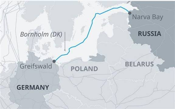 德官员:德国应自行决定从哪里以及如何获得能源,绝不接受威胁