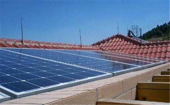 越南中部已开展8700个屋顶太阳能项目