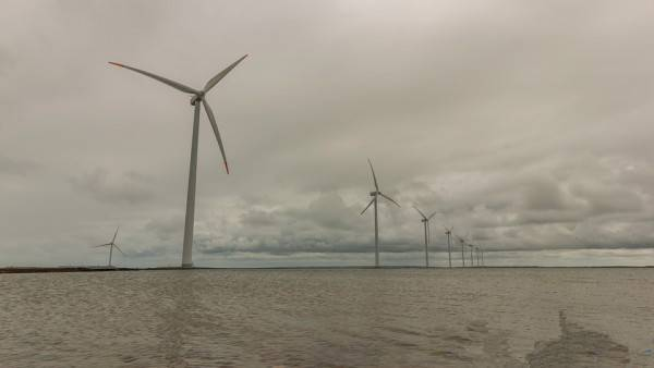 """荷兰敲定""""超级混合""""海上风电项目"""