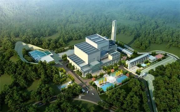 项目动态|贵州遵义市东部城区生活垃圾焚烧发电项目加快建设