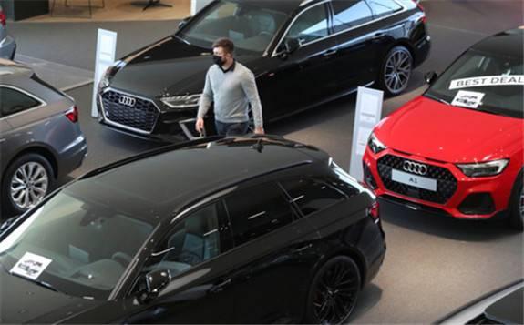 1-7月,全球汽车市场销量降幅达25%