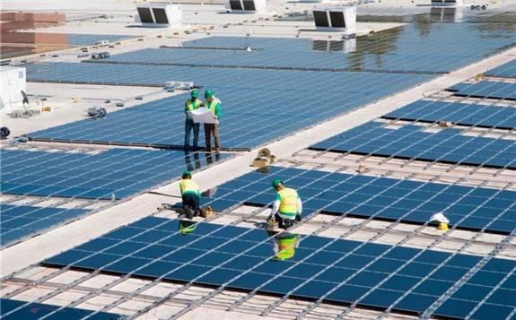 阿特斯太阳能已开始建设马来西亚最大工商太阳能屋顶项目
