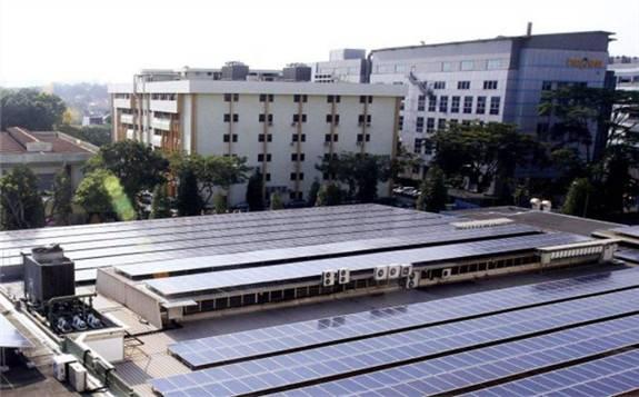 越南北部屋顶太阳能项目开发预计将超过计划的60%