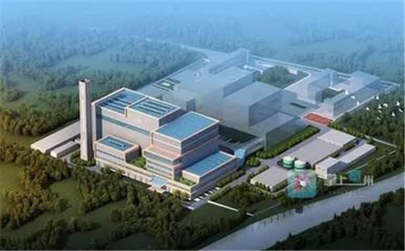1200吨/日!湖南怀化市生活垃圾焚烧发电项目环境影响评价公众参与信息公示