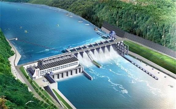 金沙江下游建成世界級綠色能源基地