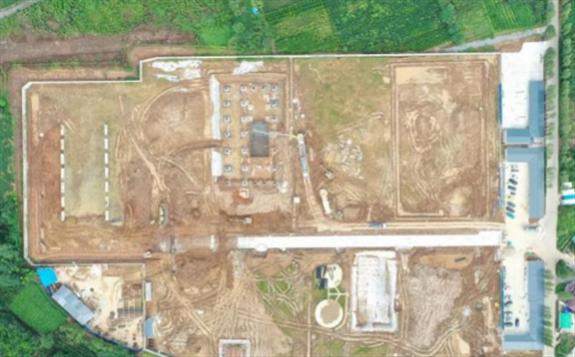 世界首座非补燃式压缩空气新浦京商业电站开建