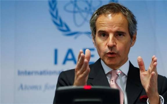 国际原子能机构(IAEA)总干事谈论访问伊朗情况