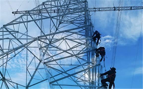 国网甘肃电力:助力补齐电网短板