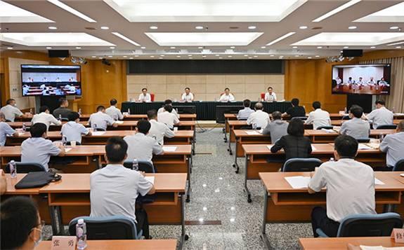 中央第六生态环境保护督察组督察国家能源局动员会在北京召开