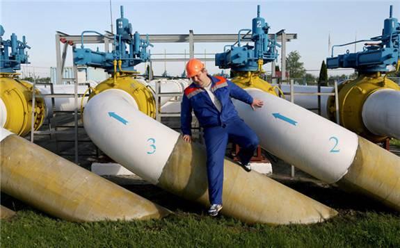乌克兰前8个月天然气进口增长30%