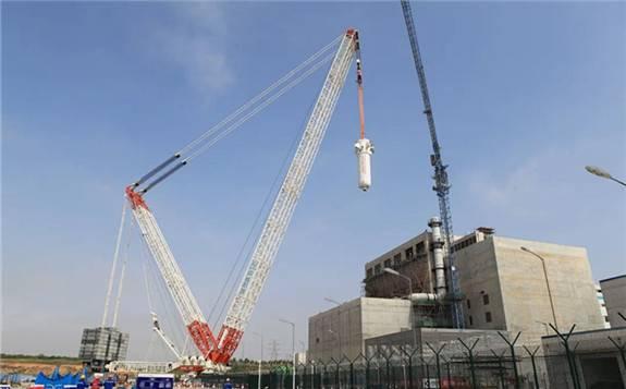 2021年实现反应堆首次装料、临界和机组并网发电—— 世界首座高温气冷堆核电站投产冲刺