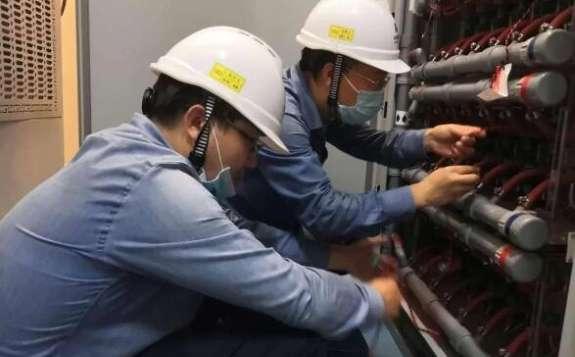 全球首台采用电磁轴承结构的主氦风机实现功能可用