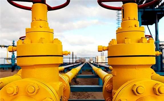 烏克蘭境內向歐洲輸送天然氣的高壓管道發生爆炸