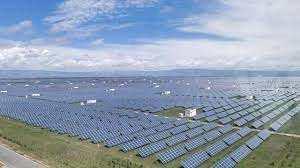 """着力打造塔拉滩光伏产业园区成为""""三个千万千瓦级""""清洁能源和""""西电东送""""基地"""