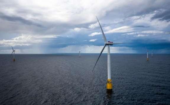 Ocean Winds竞标成为立陶宛的第一个海上风电场项目合作伙伴