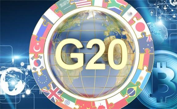 今年第二季度G20国家GDP平均下降6.9%