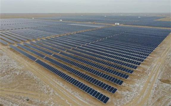 烏克蘭水電公司計劃與美國國際開發署和世界銀行共同建設太陽能蓄電站