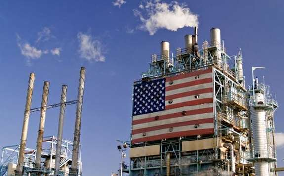 美国保持最高的原油生产国地位