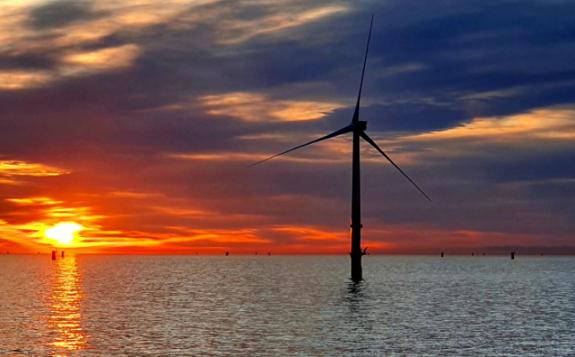 荷兰海上风电场建设进入最后阶段