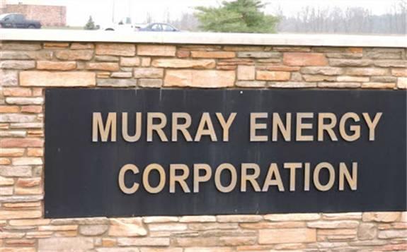 美国煤炭巨头默里能源(Murray Energy)宣布破产重组