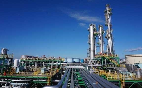 日本公司在印度尼西亚展示地下碳储存