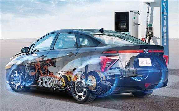 """五部门""""以奖代补""""助推燃料电池汽车业"""