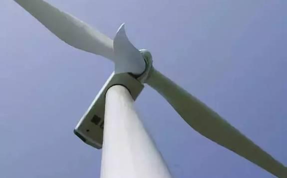 激光在风电装置的应用
