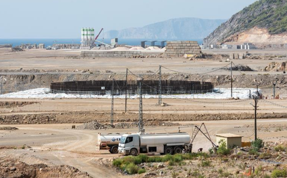 土耳其阿库尤核电厂2号机组反应堆和汽轮机厂房筏基完成建设工作