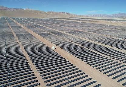 由中企承建,阿根廷最大光伏电站正式投入商业运营