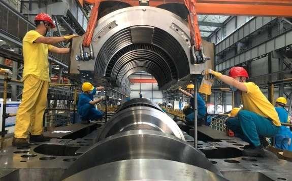 东方电气1000MW级汽轮机通流改造项目完成,标志我国电力装备制造业走在世界前列