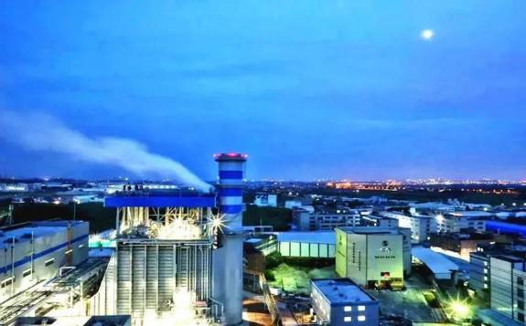 国内首台双套H级华电广州增城重型燃机余热锅炉实现满负荷投产发电