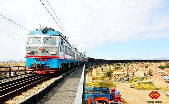 国家能源集团新朔铁路大准线年累计完成货运量1.0023亿吨