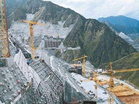 藏区在建最大规模水电站,即将进入调试环节和投产发电的倒计时阶段