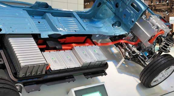 LG化学、宁德时代、松下已成为全球电动车市场的车载电池主要供应商