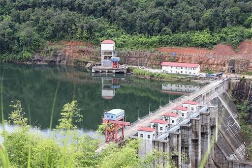 绿水青山就是金山银山,记中国华电柬埔寨额勒赛水电站项目