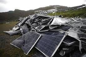韩国政府正在制定回收报废光伏组件的新规定