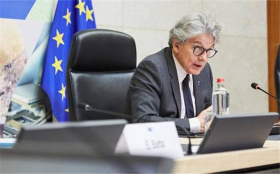 欧盟预计到2025年将实现锂电池的自给自足