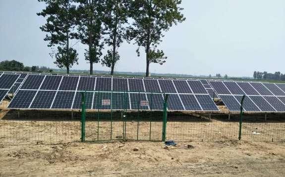 新一轮农村电网改造提前完成、光伏扶贫电站惠及数万贫困村