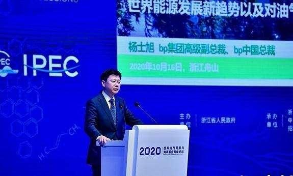 2020国际油气贸易与海事服务高峰论坛在舟山举行