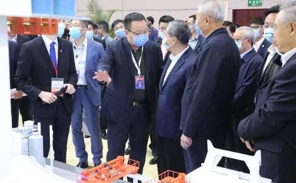 中核集团亮相2020中国国际核电工业及装备展 助势山东新旧动能转化