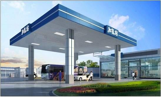 4年内济南将投资28亿建设18座加氢站
