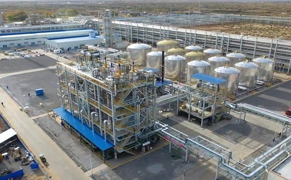 陕西未来能源煤制油产出高端新产品